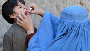 Taliban verbieten Polio-Impfungen