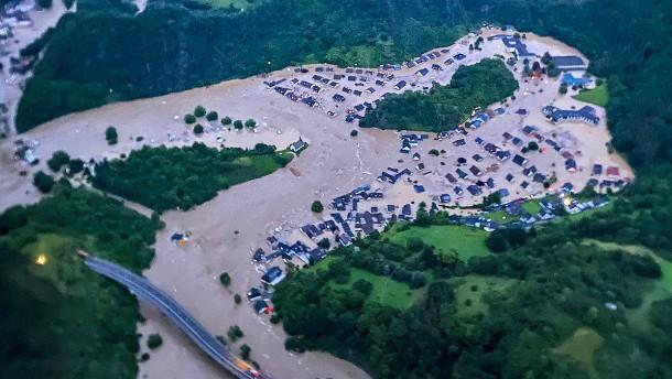 Kreis Ahrweiler wurde präzise vor Flut gewarnt