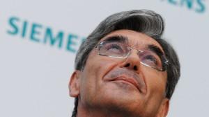 Siemens stellt sich ganz neu auf