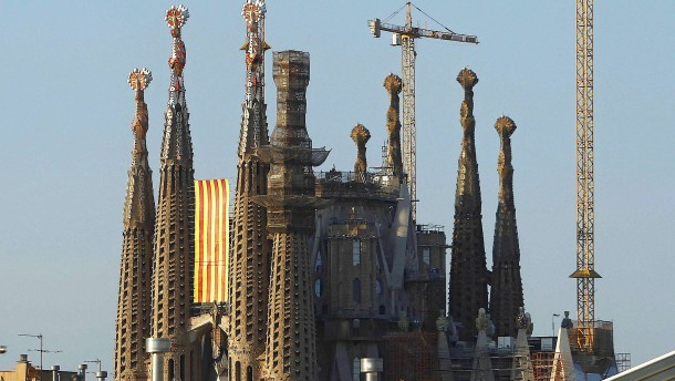 Die berühmteste Baustelle Europas: La Sagrada Familia