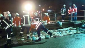 Bundesamt warnt vor Sturmflut in Norddeutschland