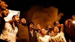Feuerpause im Gazastreifen