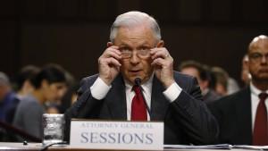 Sessions weist Vorwürfe über Gespräche mit Russland zurück