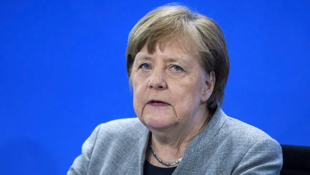 Merkel lehnt Eurobonds ab