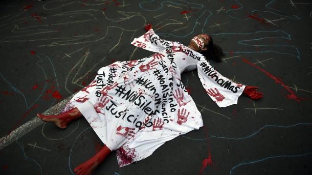 Zahl der Morde in Mexiko so hoch wie noch nie