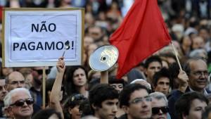 Neue Proteste gegen Sparpolitik
