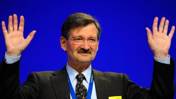 FDP stellt Solms wieder auf