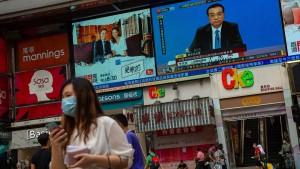 China lässt alle Fragen offen