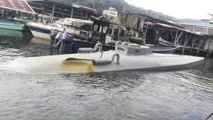 Polizei stellt fünf Tonnen Kokain auf Schnellboot sicher