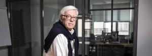 Foodwatch-Chef Thilo Bode, 69, kämpft für bessere Lebensmittel. Gegen das Freihandelsabkommen mit Kanada will er jetzt Verfassungsbeschwerde erheben.