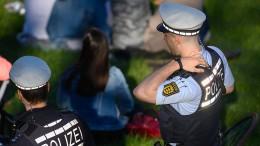 Party mit 500 jungen Leuten löst Großeinsatz der Polizei in Stuttgart aus
