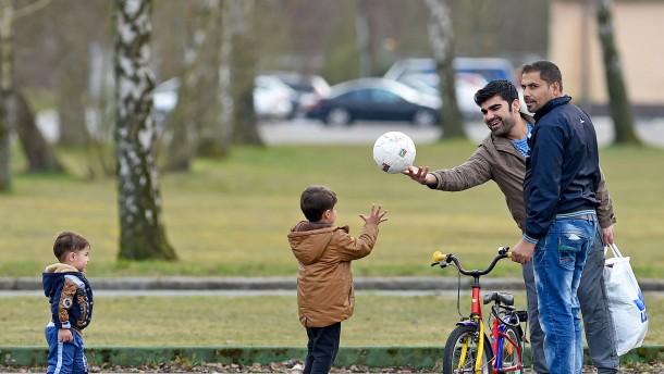 Es kommen kaum noch Flüchtlinge nach Deutschland