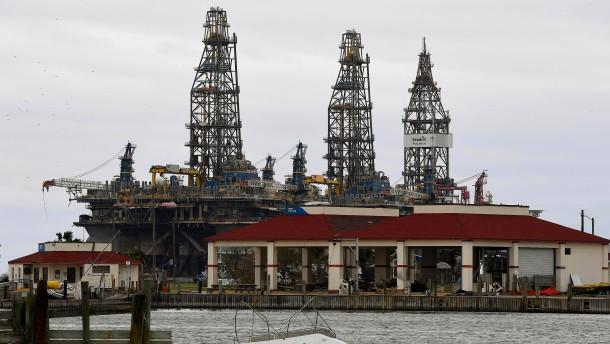 Ins Herz der Ölindustrie