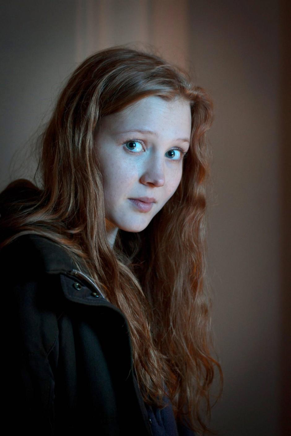 Isolda Dychauk: Eine Pubertät als Schauspielerin