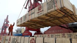 China überholt Deutschland in der Leistungsbilanz