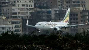Keine Flüge mit Boeing 737 Max 8