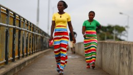 Frauenbeschneidung als Tradition in Liberia