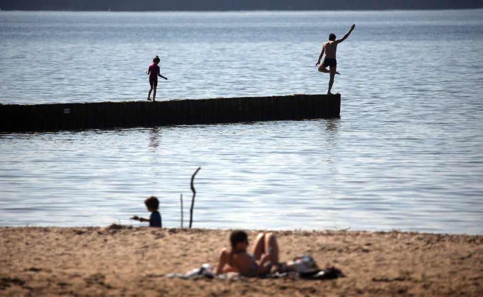 Nackt judith rakers strand Judith Rakers