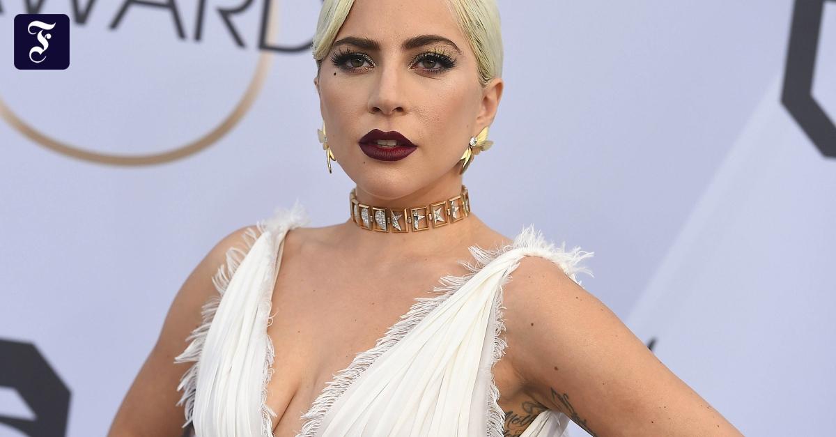 Lady Gaga bietet nach Entführung ihrer Hunde eine halbe Million Dollar Belohnung - FAZ - Frankfurter Allgemeine Zeitung