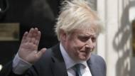 In der Kritik: das Corona-Krisenmanagement von Boris Johnson
