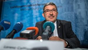 CDU-Innenminister Caffier sieht Jamaika als Sicherheitsrisiko