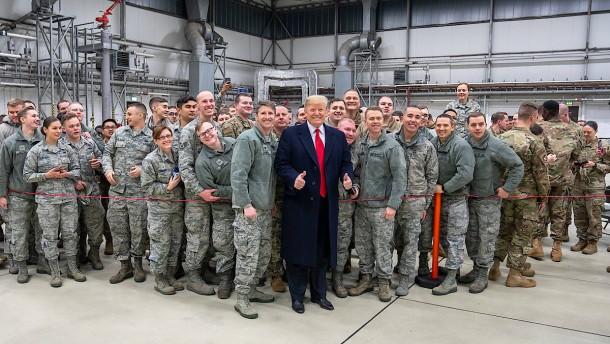 Trumps Vergeltung