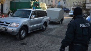 Polizei vermutet Verbindung zu rechter Terrorgruppe