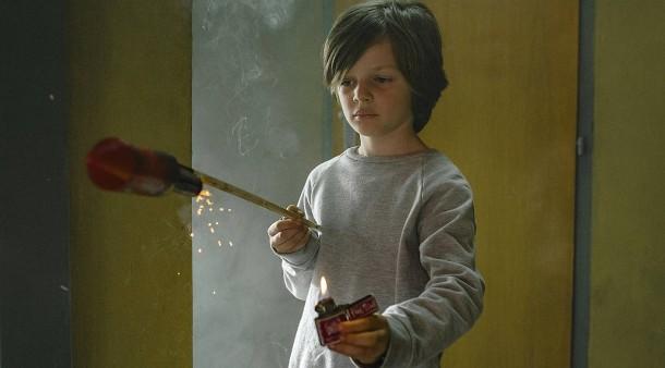 """Der Film """"Die beste aller Welten"""" riss das Publikum mit: Jeremy Milliker spielt den kleinen Adrian."""