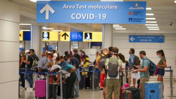 Italien verschärft Einreisebedingungen für mehrere Länder
