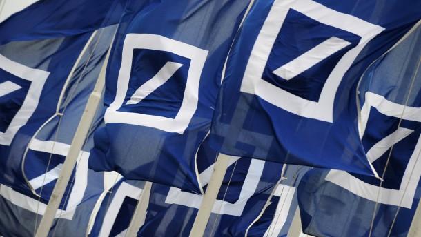 Deutsche Bank - Fahnen