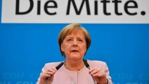 """""""Sie ist Sozialdemokratin mit Herzblut"""""""