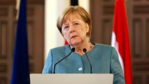 Merkel dämpft vor Migrationstreffen die Erwartungen