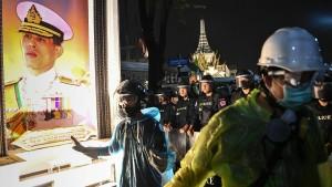 43 Jahre Haft wegen Majestätsbeleidigung in Thailand