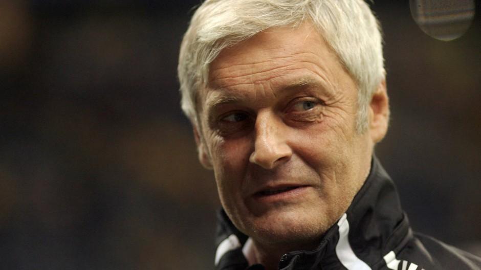 Eintracht-Trainer Veh weiß: Die Saison ist noch lang