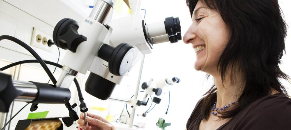 Zu Besuch bei Nobelpreisträgerin May-Britt Moser
