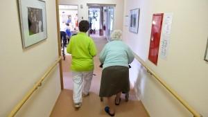Pflegekräfte gesucht