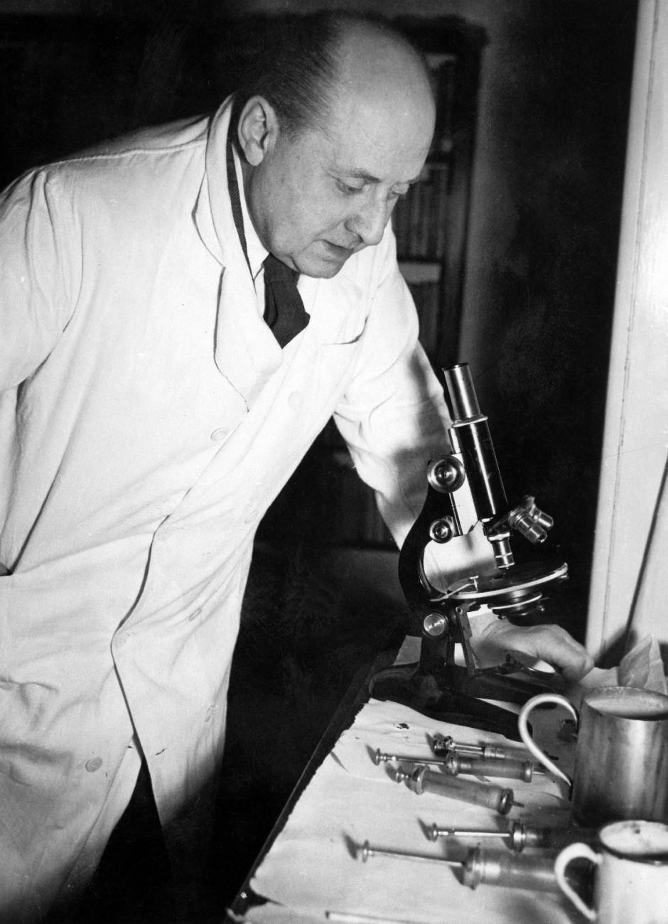 Der schreibende Arzt: Die Großmutter des Autors Anatol Regnier war lange Jahre die Geliebte von Gottfried Benn.