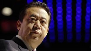 Ehemaliger Interpol-Chef bekennt sich der Korruption schuldig