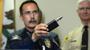 Polizei veröffentlicht Videos von tödlichem Einsatz in Kalifornien