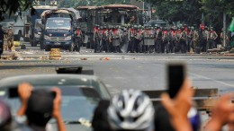 UN: Blutigster Tag in Myanmar seit Militärputsch