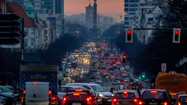 Städten drohen Diesel-Fahrverbote