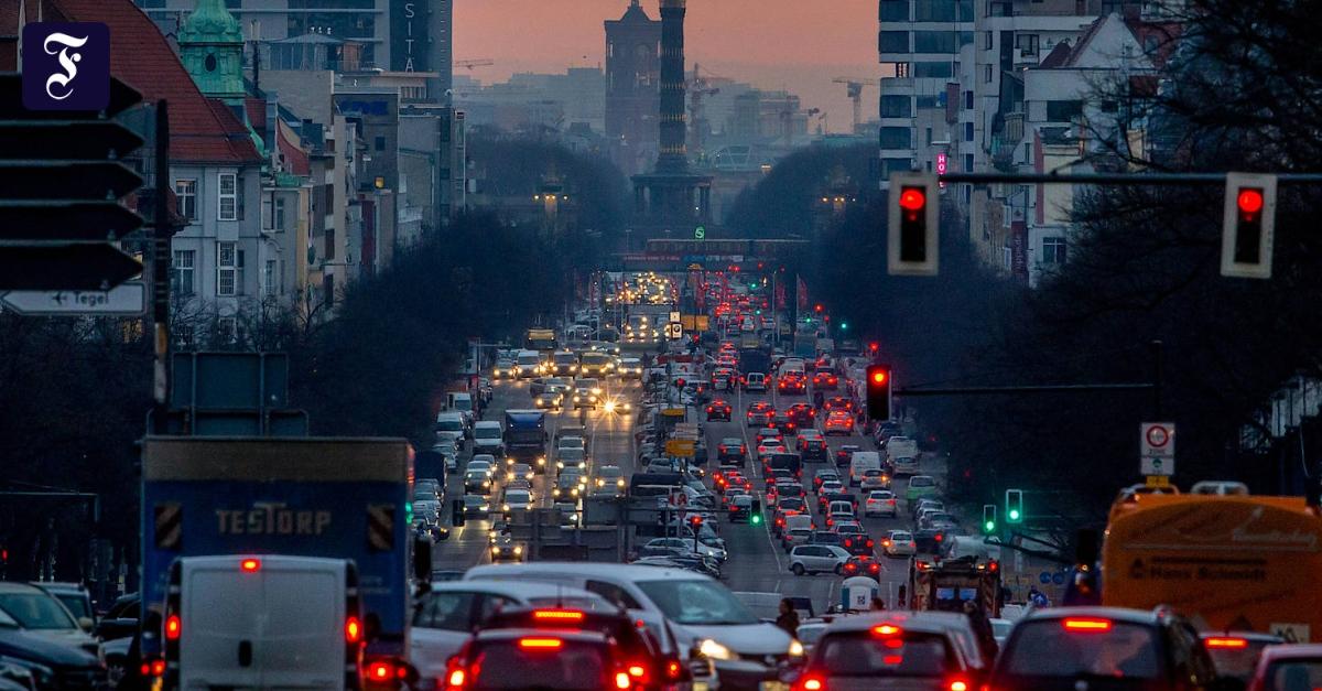 F.A.Z. exklusiv: Städten drohen Diesel-Fahrverbote
