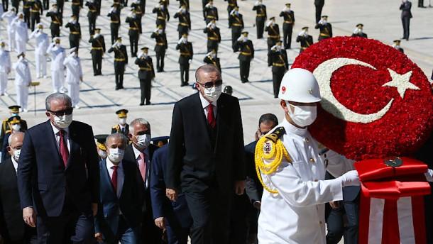 So baut Erdogan ein Rüstungsimperium auf