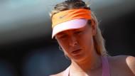 French-Open-Veranstalter verweigert Scharapowa die Wildcard