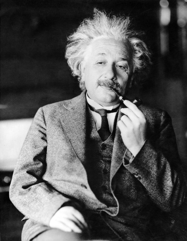 In Princeton kam Einstein in den Genuss einer vollkommen ergebnisoffenen Forschungsatmosphäre.