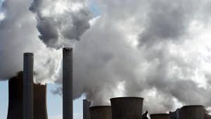 Rekordanstieg von Kohlendioxid in Atmosphäre