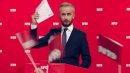 Jan Böhmermann ist offiziell SPD-Mitglied