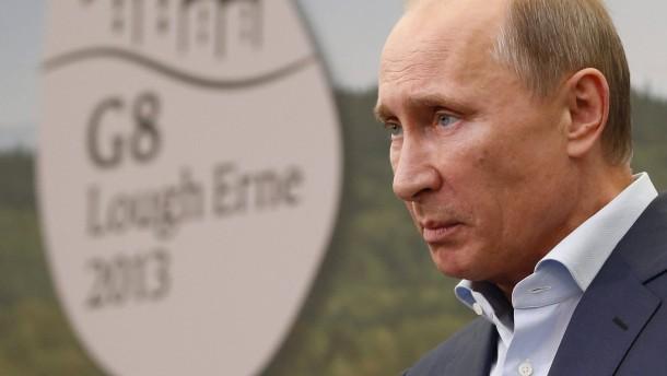Deutsche Russlandfreunde wollen Putin wieder dabeihaben