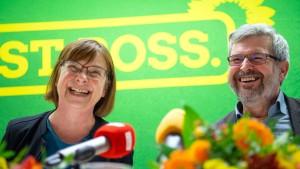 Brandenburger Grünen-Basis stimmt für Kenia-Koalition