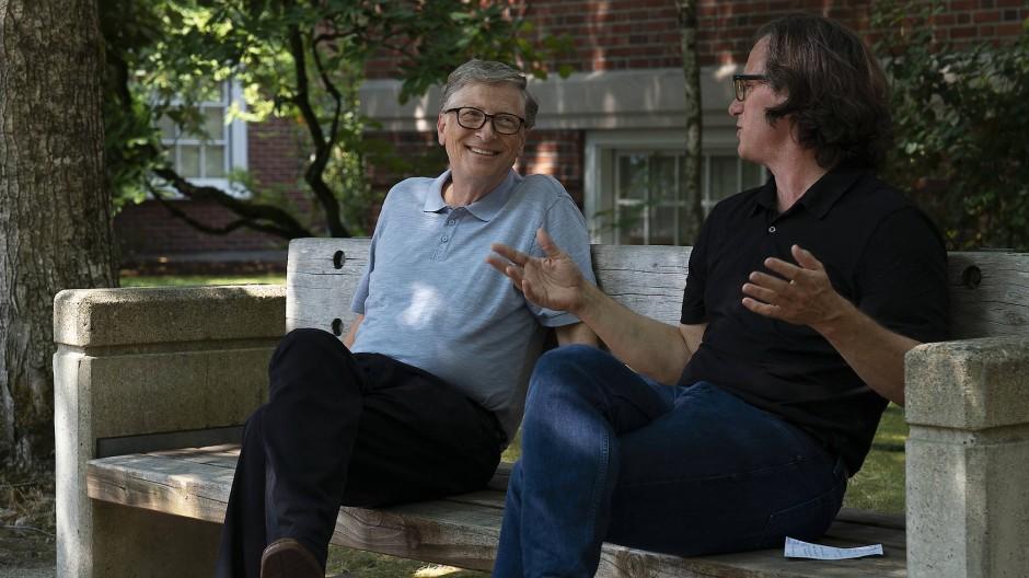 """Inside Bill's Brain: Decoding Bill Gates"""